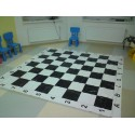 Шахматная доска напольная 350