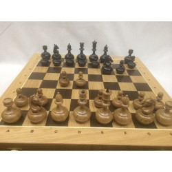 Шахматы Дуб 45см