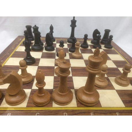 Шахматы складные, бук 40мм