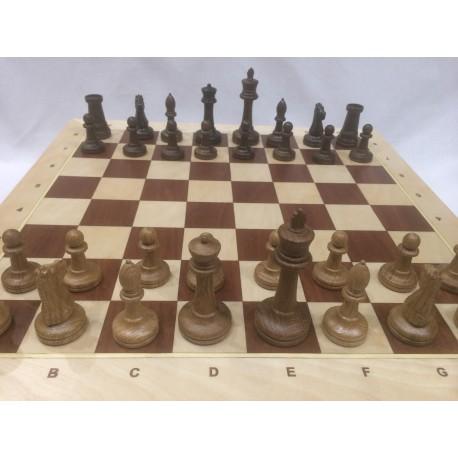 Шахматы Стаунтон, 45мм Береза