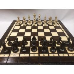 Шахматы Стаунтон 3 с польской доской