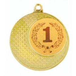 Медаль за первое место по шахматам