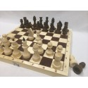 Шахматы малые парафинированные без подклейки