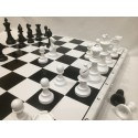 Шахматы пластиковые большие