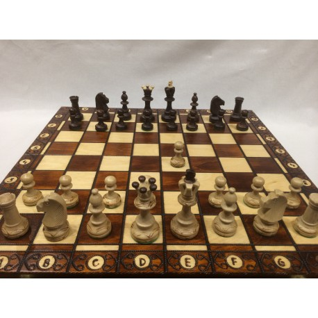 Шахматы средние Польша