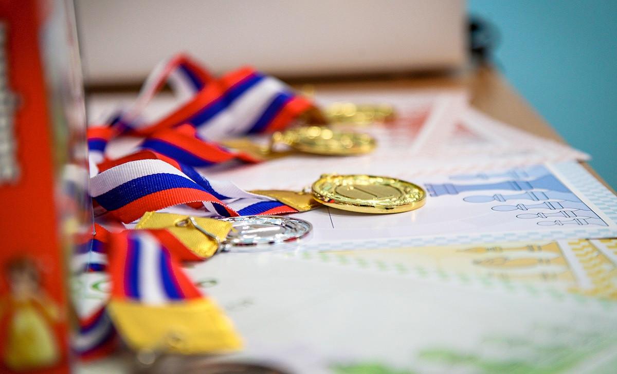 Медали по шахматам